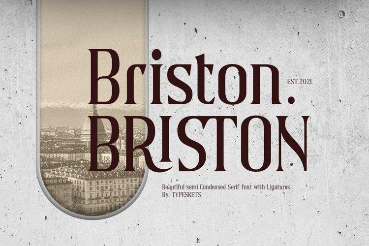 Briston example image 1