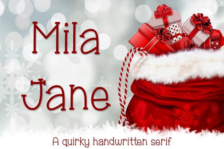 Mila Jane example image 1
