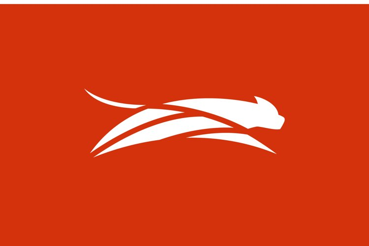 Fast Panther Logo example image 1