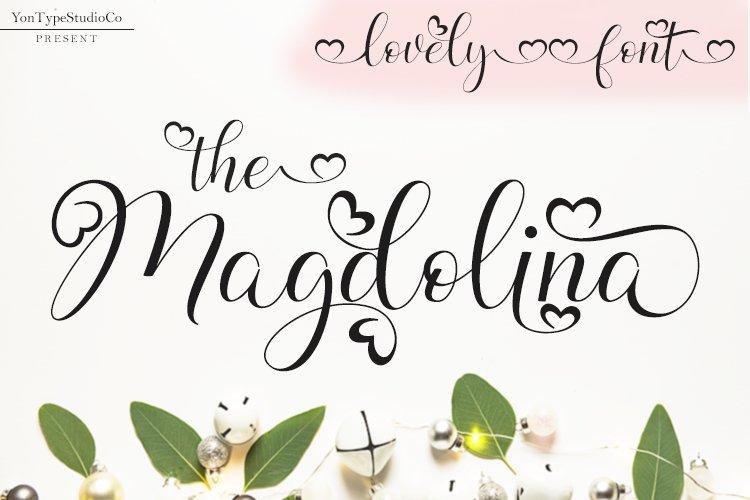 Magdolina example image 1