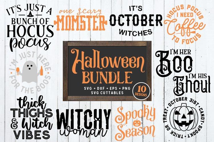 Halloween SVG Bundle 3 | Shirt Bundle