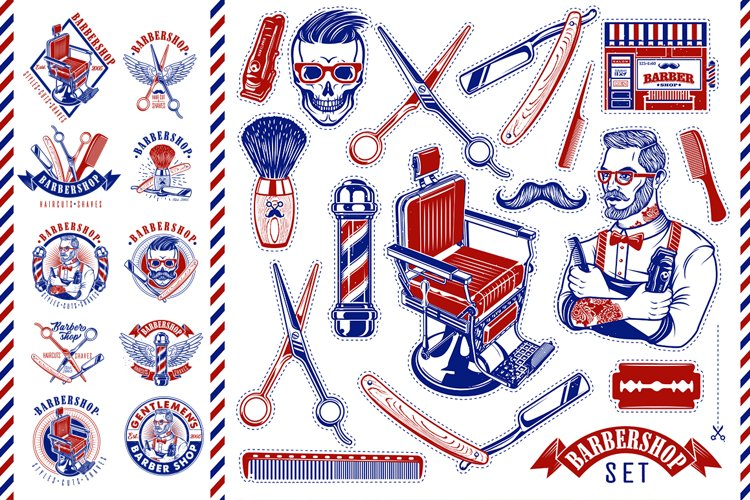 Barbershop Collection example image 1