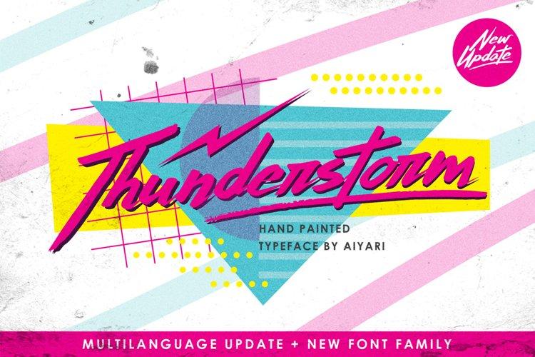 Thunderstrom example image 1