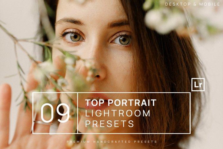 9 Top Portrait Lightroom Presets & Mobile