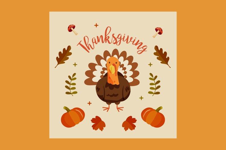 Thanksgiving Vectors
