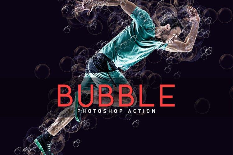 Bubble Photoshop Action
