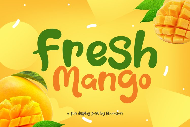 Fresh Mango example image 1