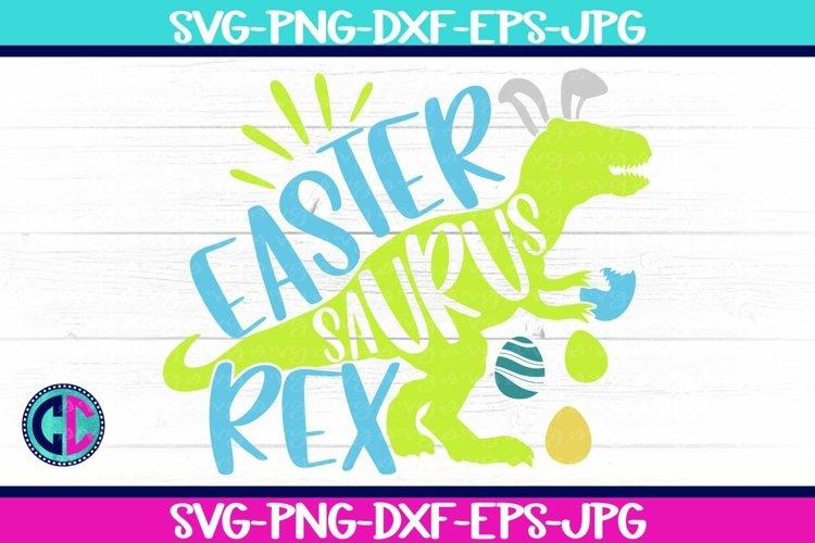 Easter Svg, Easter Dinosaur Svg, Easter Saurus Rex svg
