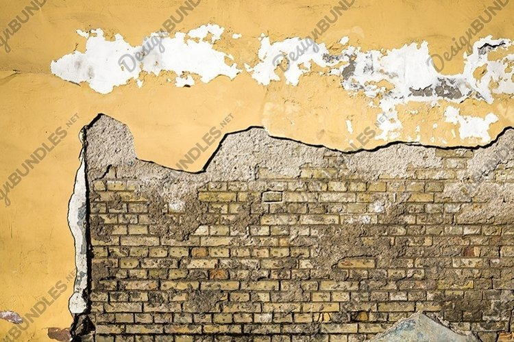 the old brick wall example image 1