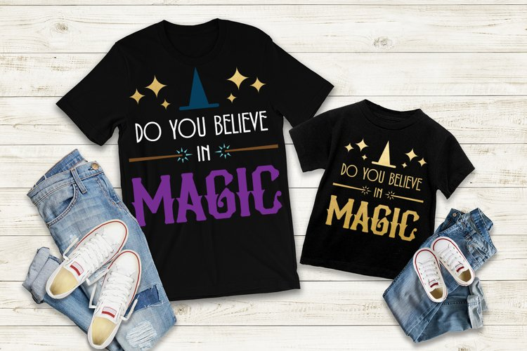Do You Believe in Magic SVG File