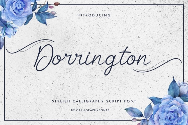 Dorrington example image 1