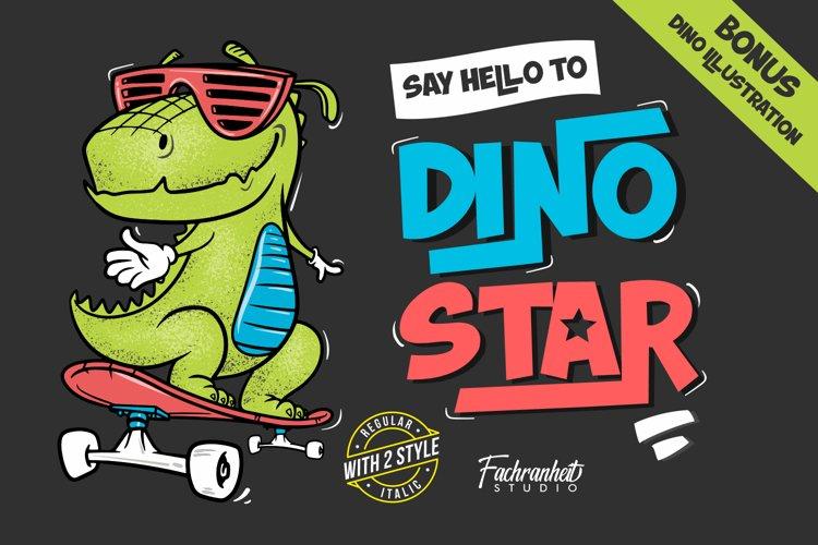 Dino Star
