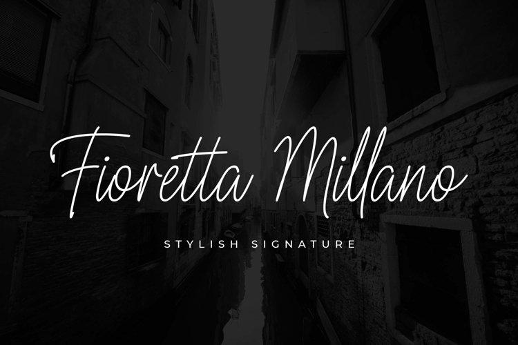 Fioretta Millano example image 1