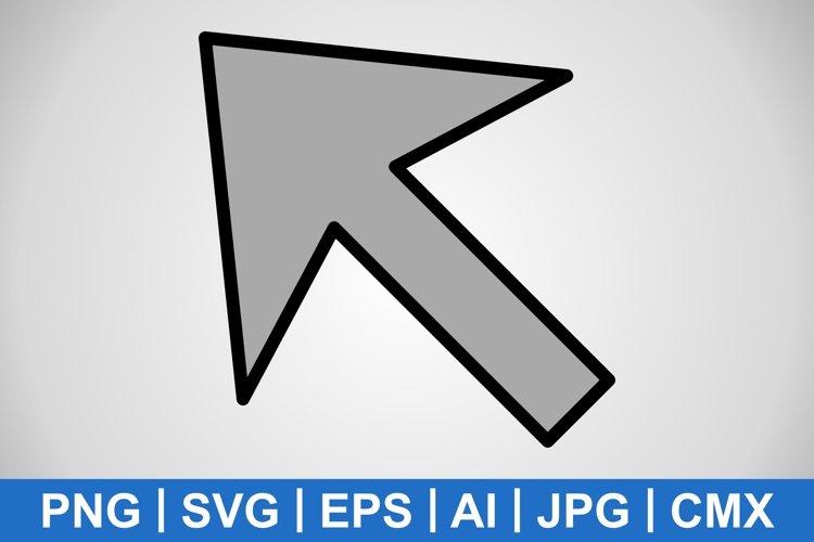 Vector Cursor Icon example image 1