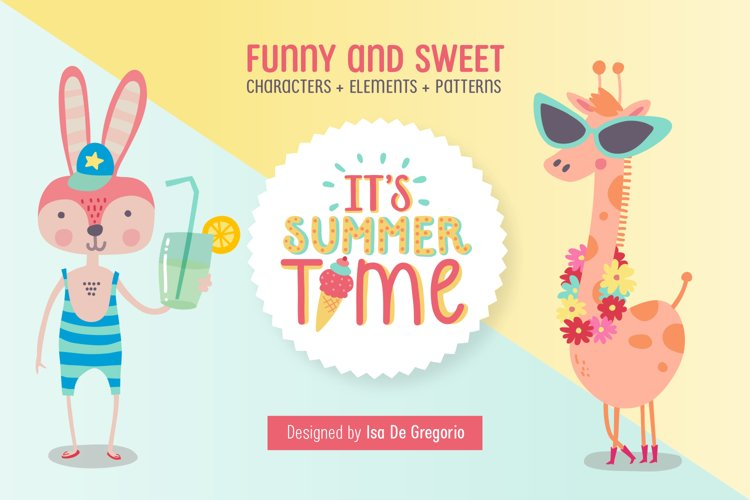 Its Summer time! Sweet animals