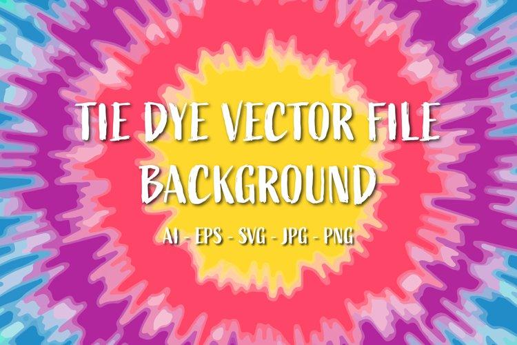 tie dye swirl backdrop