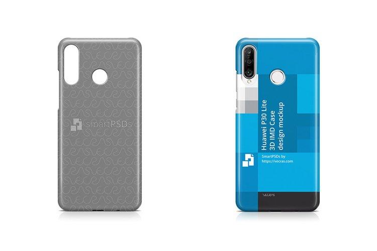 Huawei P30 Lite 3d IMD Case Design Mockup 2019 example image 1