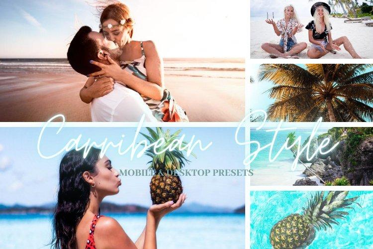 TRAVEL MOBILE PRESET, Summer Bright Preset, Blogger Presets