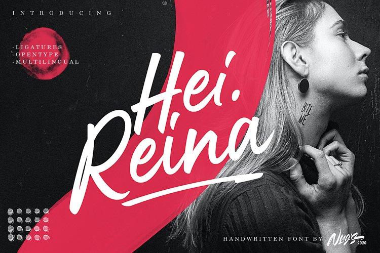 Hei Reina example image 1