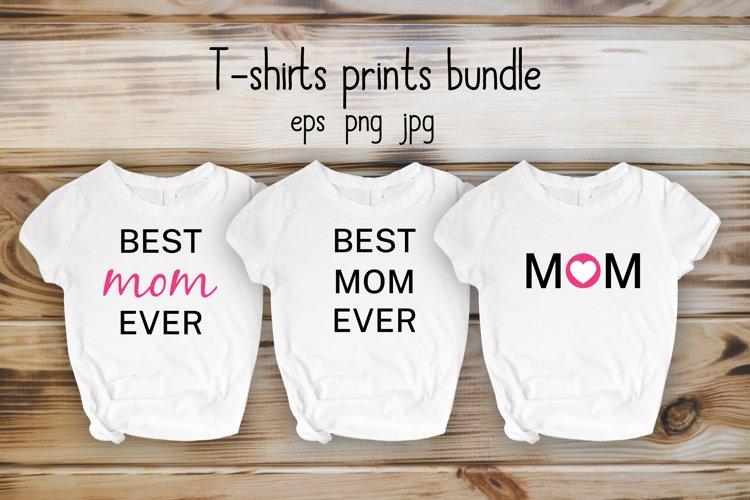 Download Best Mom Ever Quotes Set Eps Png Jpg T Shirt Design 678140 Illustrations Design Bundles