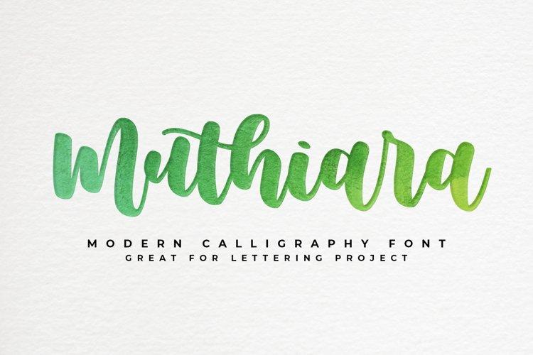 Muthiara