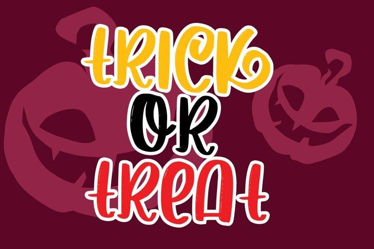 halloween spooky example image 1
