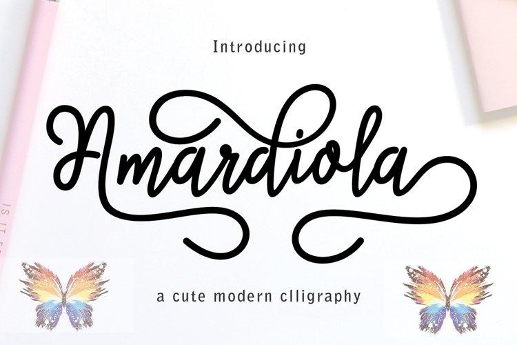 Amardiola example image 1