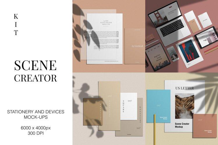 Scene Creator - Mock-ups Kit example image 1