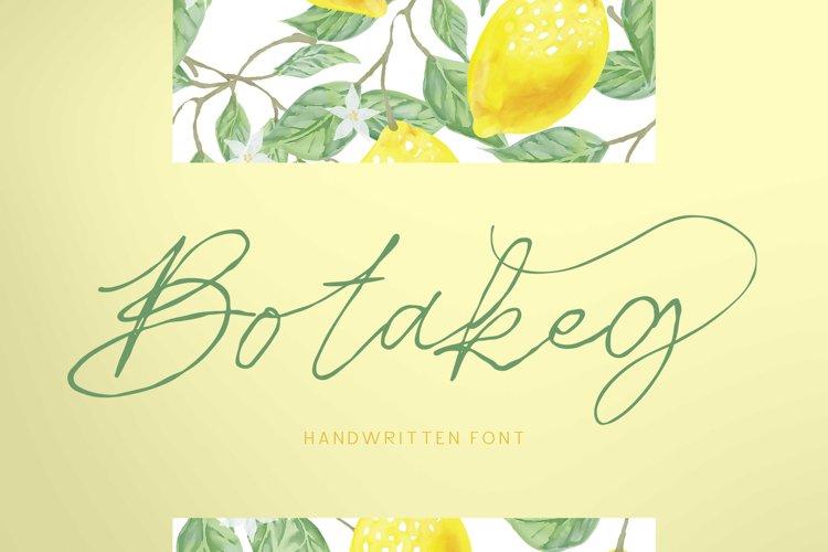 Botakeg example image 1