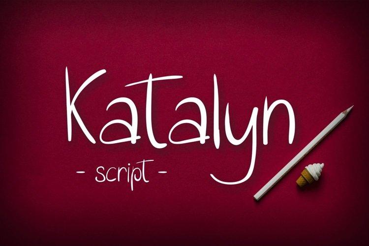Katalyn example image 1