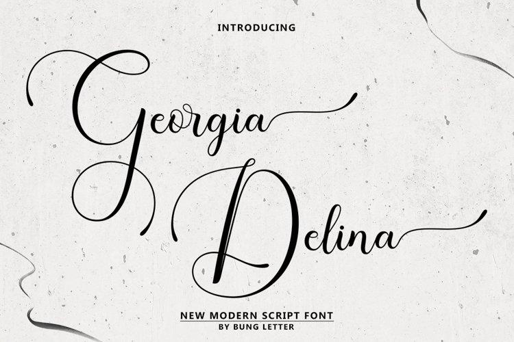 Georgia Delina example image 1