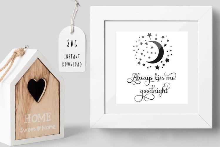 Download Valentine Svg Always Kiss Me Goodnight Svg Love Svg 985241 Cut Files Design Bundles