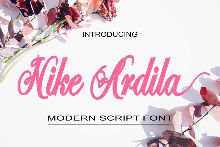 Nike Ardila example image 1