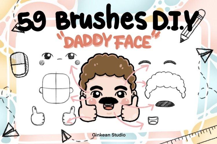 Procreate brushes kit, procreate tool kit, brush stamp diy,