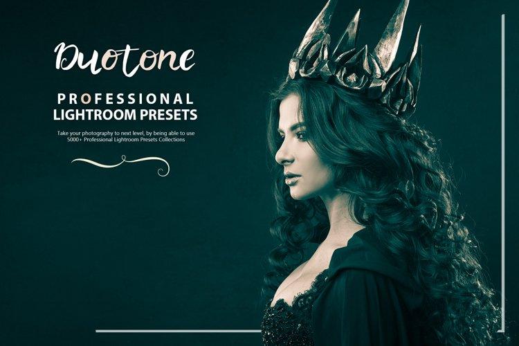 50 Duotone Lightroom Presets example image 1