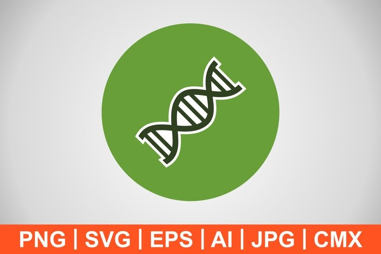 Vector DNA Icon example image 1