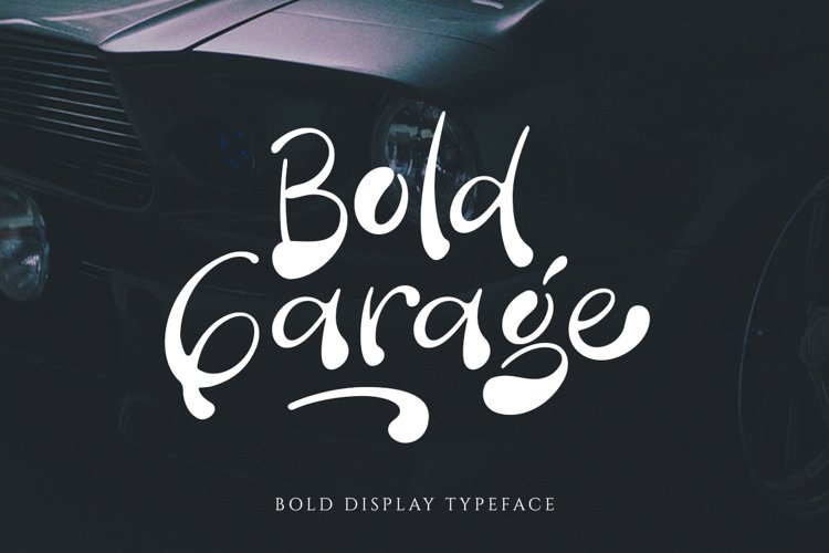 Bold Garage - Bold Display example image 1