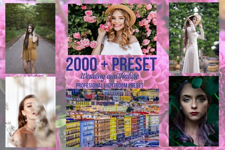 Profesional Lightroom Preset