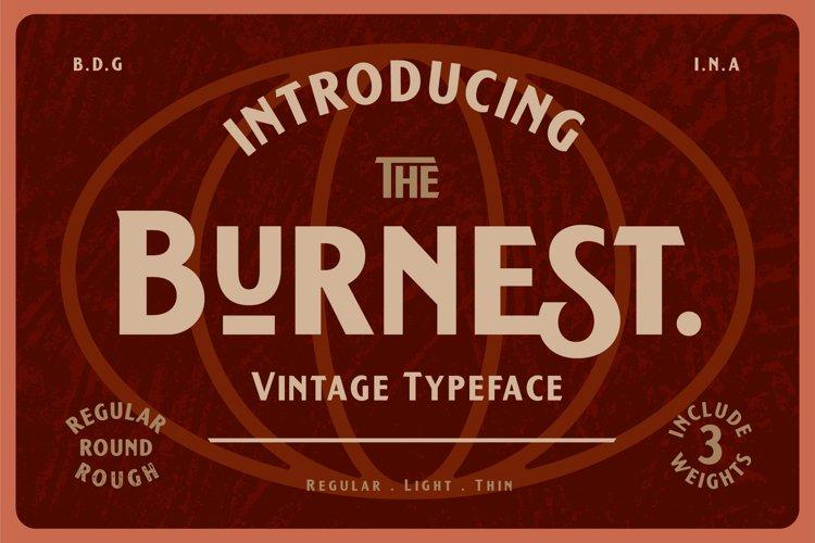 Burnest example image 1
