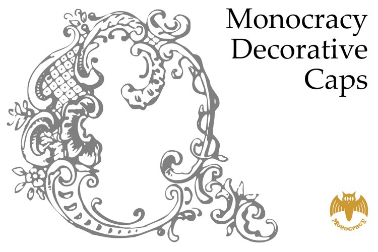Monocracy Decorative Caps example image 1