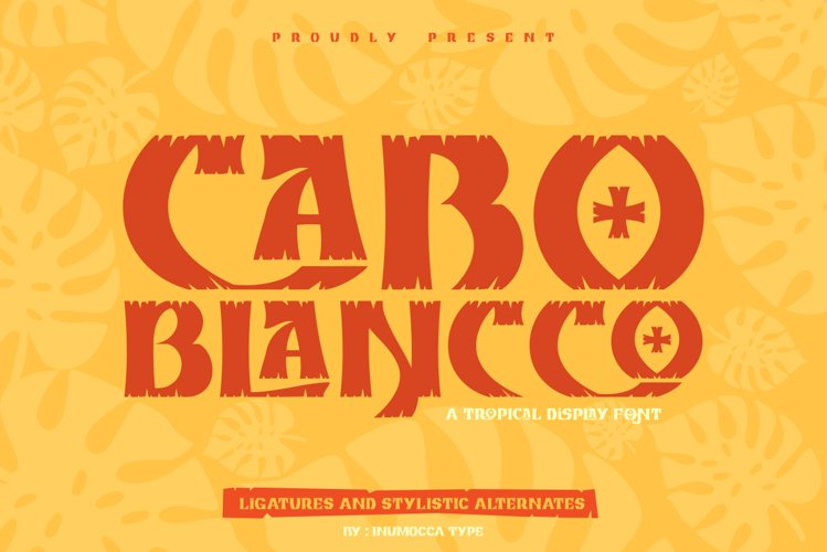 CABO BLANCCO example image 1