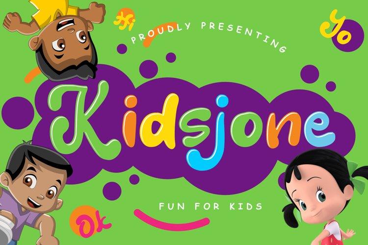 Kidsjone Fun For Kids example image 1