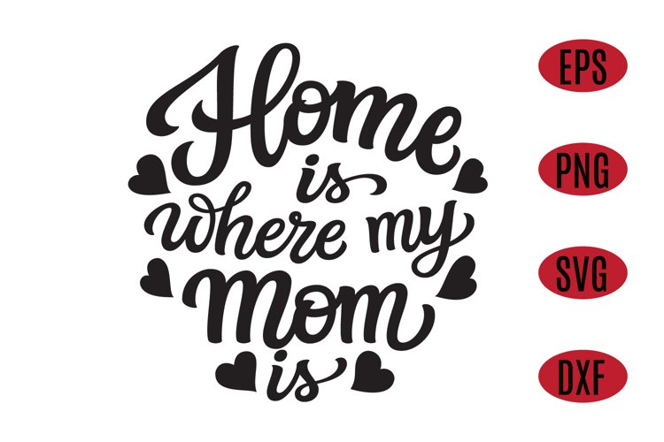 Mom Quote, Mothers day SVG design