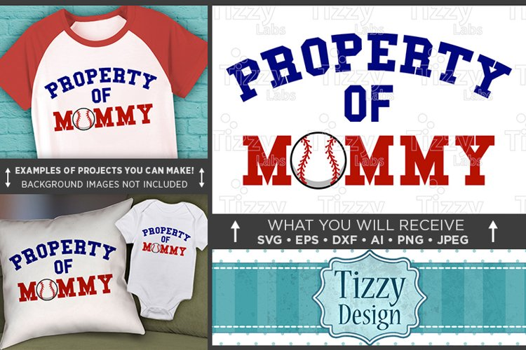 Baseball Shirt For Kids SVG - Baseball Shirt Designs - 1018 example image 1