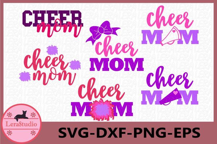 Cheer Mom svg, Cheer Mom Clipart, Cheerleader svg, Cheer svg