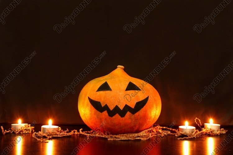 Decoration of home for Halloween party example image 1