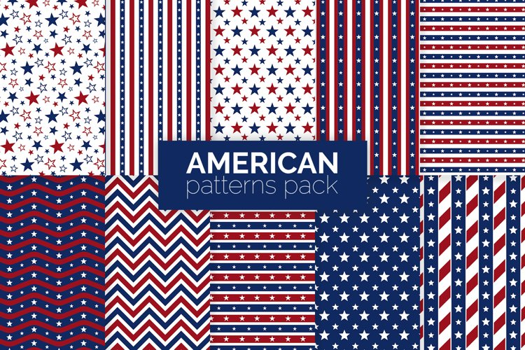 American Patterns Pack example image 1