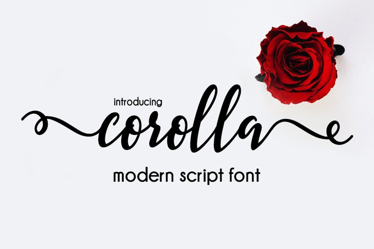 corolla example image 1