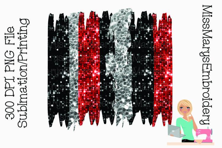 Sublimation Background | Paint Brush Stroke Sublimation example image 1