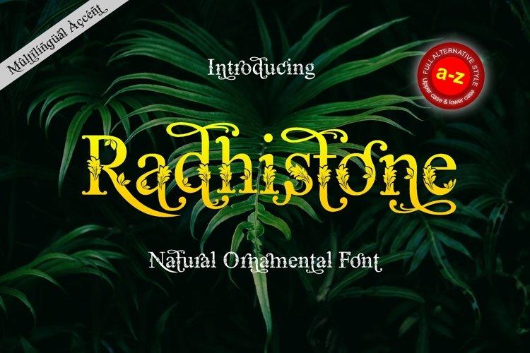 Radhistone example image 1